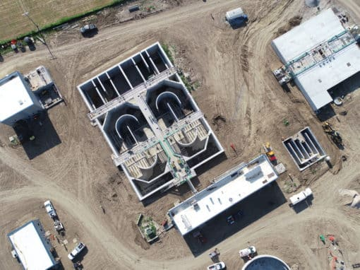 York Water Reclamation Facility