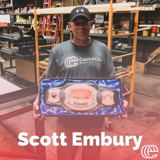 Scott Embury CCE Lincoln NE